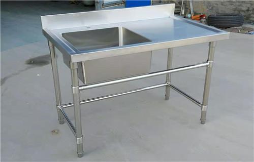 驻马店源头工厂承接异形加工学校专用不锈钢水池