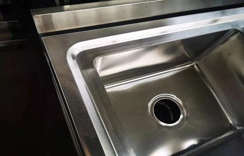 东营源头工厂直售不锈钢水槽批发