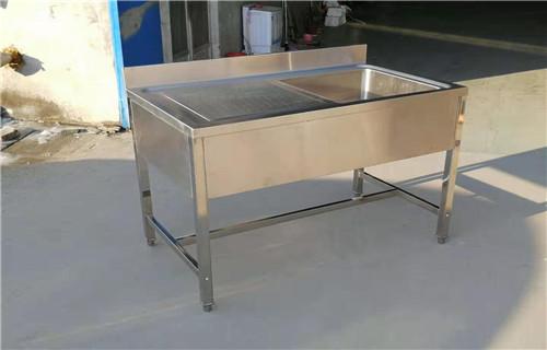 吕梁源头工厂可承接304材质厨房不锈钢隔油池
