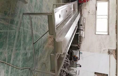天水承接定制不锈钢水槽批发