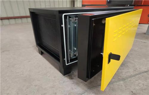 池州源头工厂零售饭店专用低空油烟净化器
