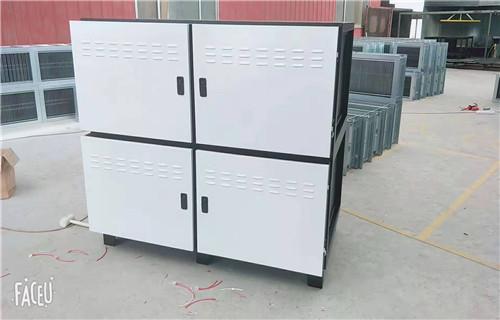 内江厂家特卖生产厨房低空油烟净化器