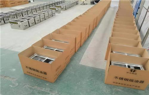 汉中源头工厂承接异形加工不锈钢油水分离器