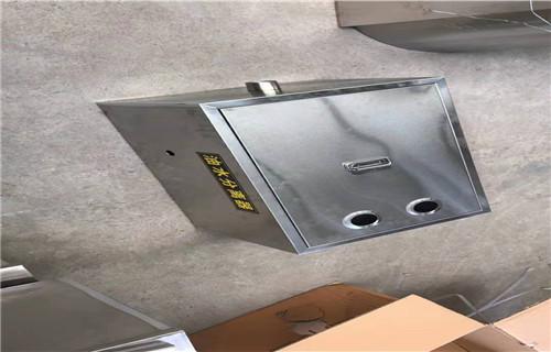 池州室外用酒店厨房专用不锈钢油水分离器