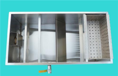 厦门工厂直销地上式餐厅油水分离器