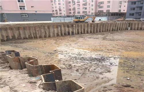 西宁批发销售紫竹3型钢板桩现货资源