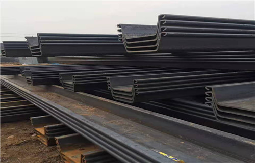 安庆批发销售紫竹3号钢板桩钢板桩型号
