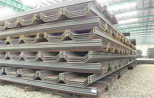 漳州批发销售2号钢板桩围堰工程钢板桩