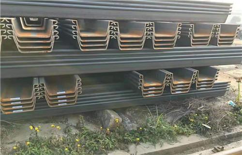 西宁批发销售紫竹四型钢板桩一手资源  价格低