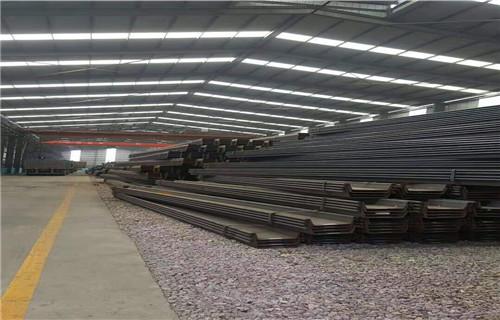 西藏批发销售2型钢板桩U型