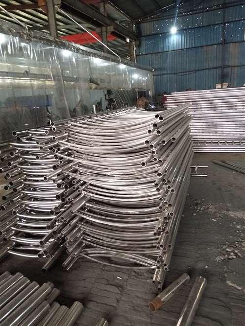 廊坊不锈钢碳素钢复合管栏杆来图来样定制