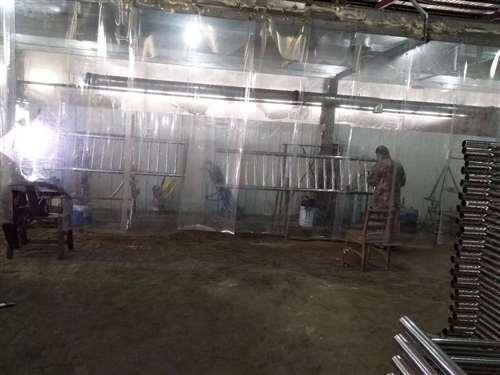 廊坊复合不锈钢管护栏来图来样定制