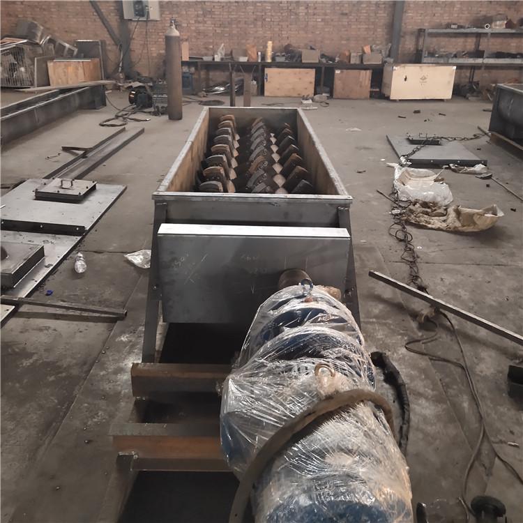 安康单轴粉尘加湿搅拌机专业生产