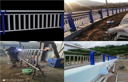 德阳不锈钢桥梁防撞立柱量大从优
