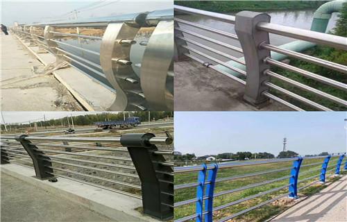 德阳不锈钢桥梁防护栏杆