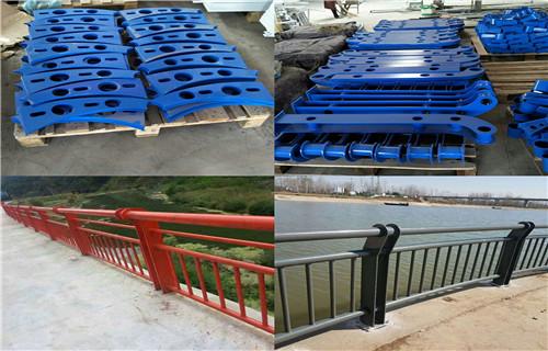 漳州不锈钢桥梁护栏生产