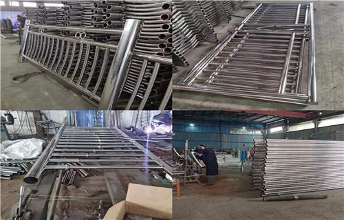 德阳不锈钢复合管护栏实力厂家