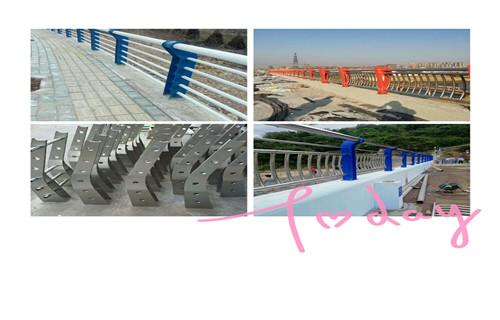本溪白钢桥梁护栏