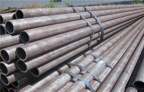 安康Q345厚壁无缝管 实体加工厂