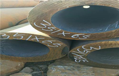 长春Q345B厚壁钢管专业生产及