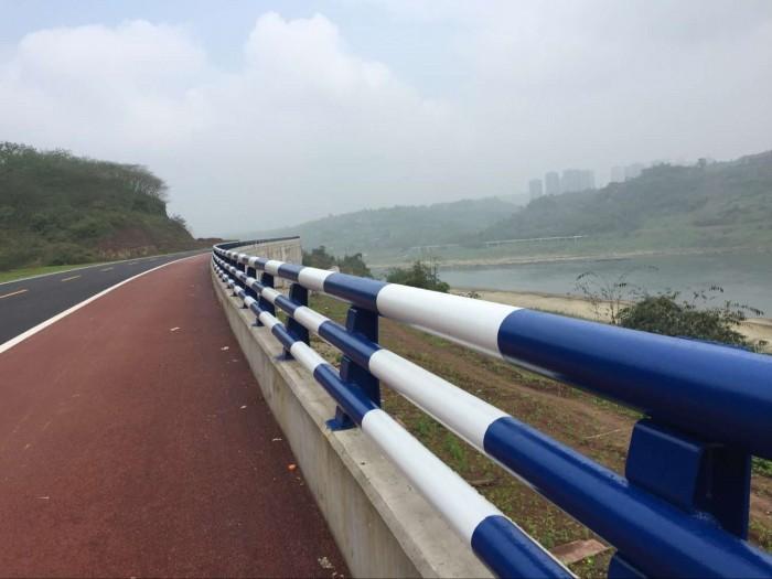 济南河道栏杆用不锈钢复合管