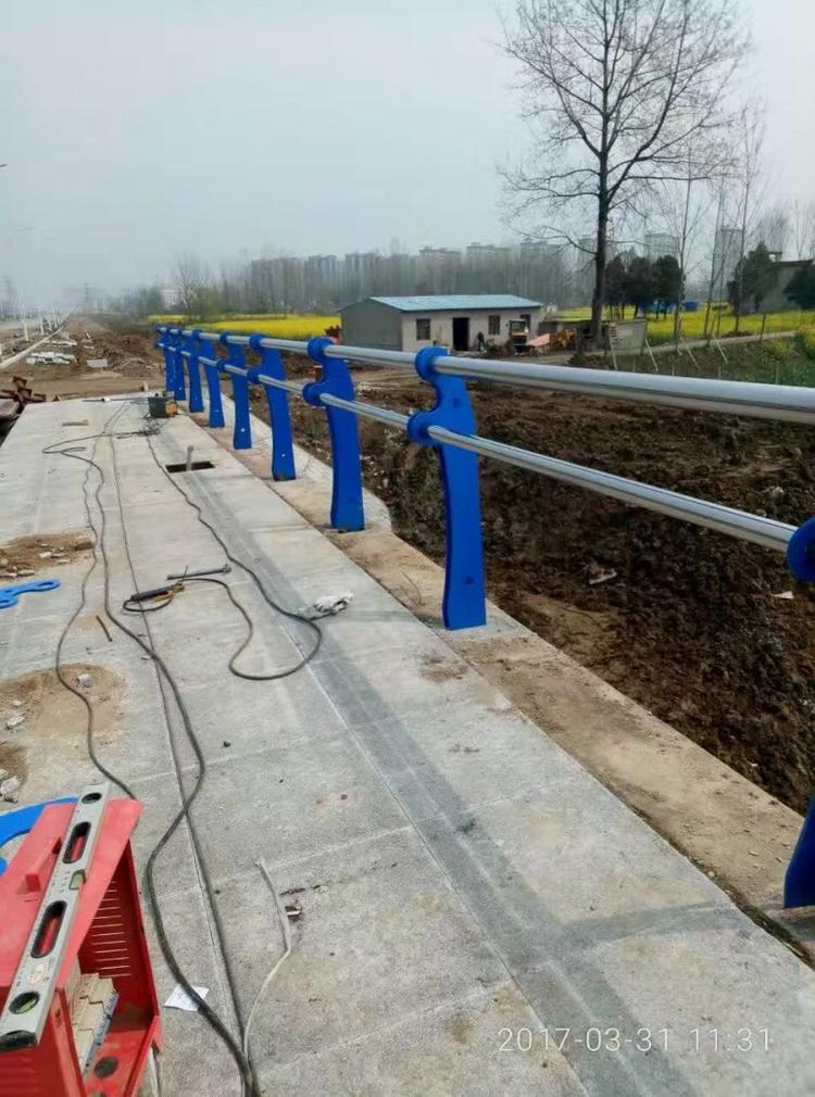 驻马店天桥护栏用碳素钢复合管114*3.5