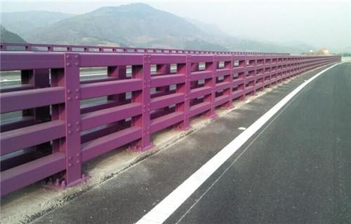 张家界护栏厂-定尺加工防撞钢板护栏立柱