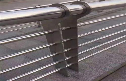 黄南护栏厂-多种款式定制不锈钢市政道路护栏