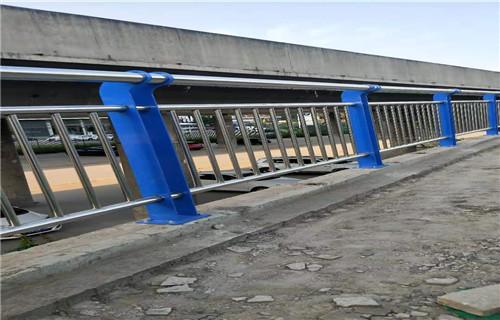 安徽护栏厂-定尺加工路桥人行道不锈钢护栏