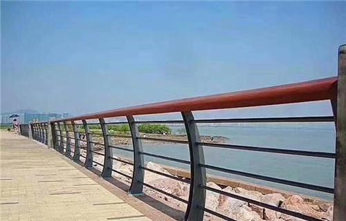 内江护栏厂-按图定做市政桥梁景观护栏
