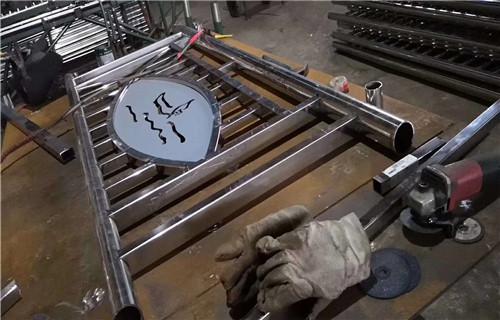 池州多种材质复合不锈钢管栏杆独特设计