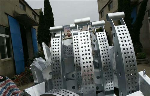 江西金属桥梁护栏-q235碳素钢护栏价格