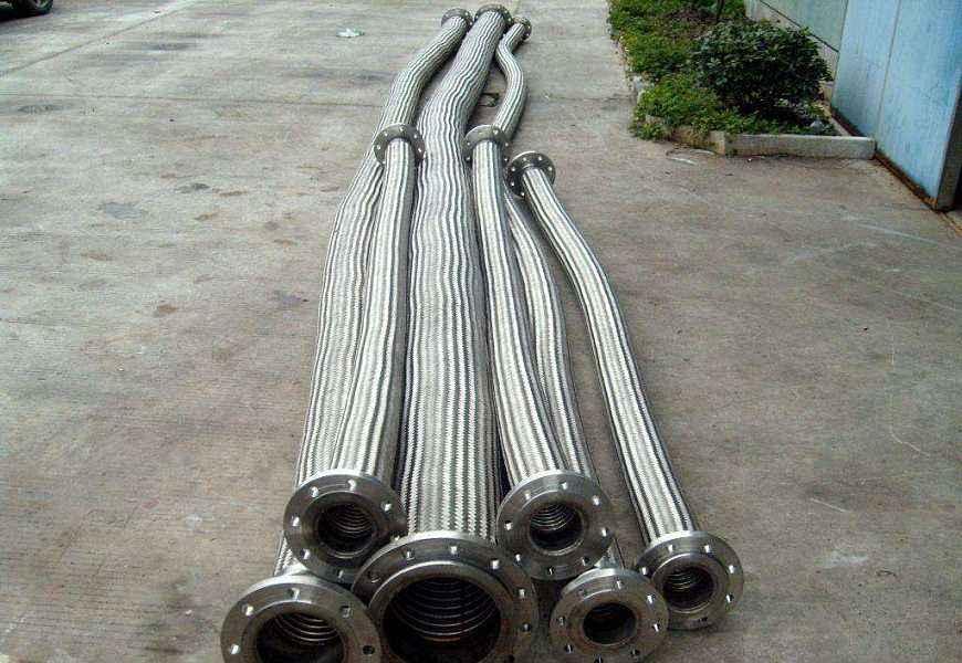 克拉玛依钢制伸缩器规格型号