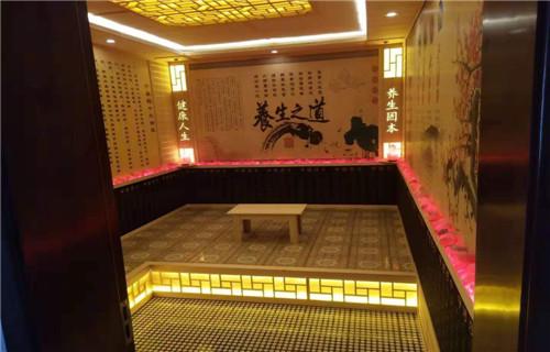 义县汗蒸房承建优质的服务河北宏鑫汗蒸