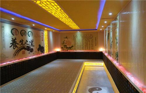 内江 托玛琳汗蒸房安装专业的技术用心的服务