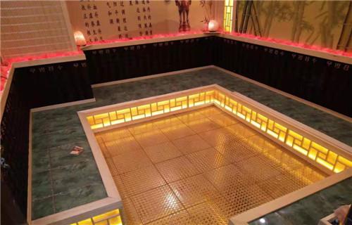 汉中 全盐汗蒸房安装 新型的材质新型的风格