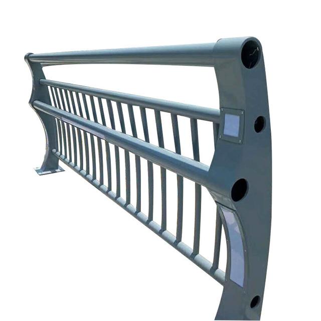 陕西紫阳立柱 护栏