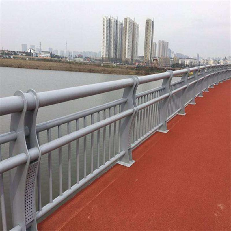 河南省洛阳西工  河道景观护栏
