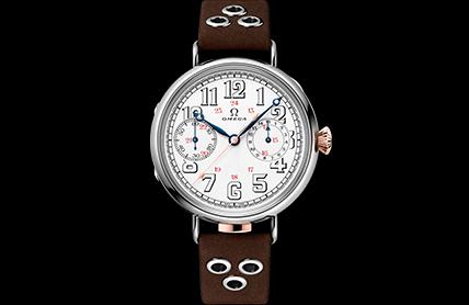 临沂欧米茄手表正规维修服务点丨Omega表带黑油