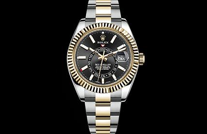西宁劳力士手表维修机芯清洗保养丨Rolex表带变硬