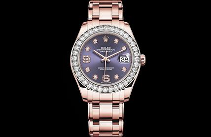 洛阳劳力士腕表维修店丨Rolex表镜碎了