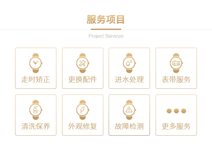 安庆劳力士手表专修售后丨Rolex表盘磕碰