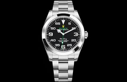 东营劳力士手表专修售后丨Rolex表盘磕碰