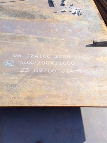 北京耐磨钢板加工五星质量