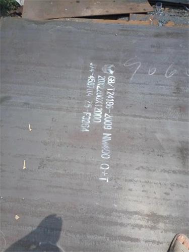 惠州NM360耐磨钢板代理商家