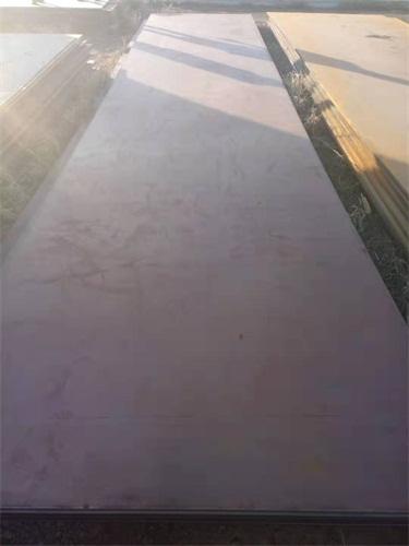 马鞍山Q355NH耐候板市场行情