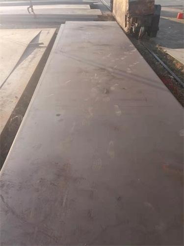 马鞍山Q355NH耐候钢板质量上乘