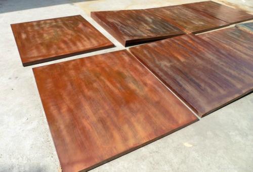 沧州Q355NH耐候钢板长期