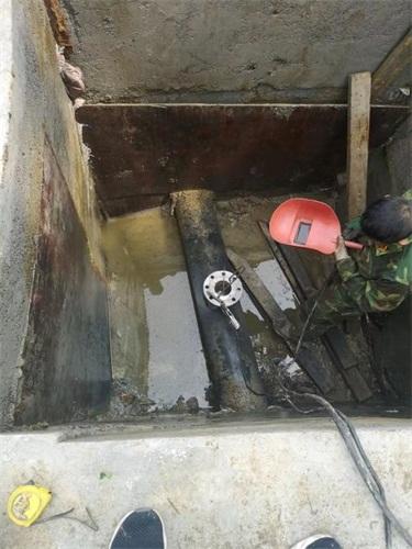 安康循环水带压开孔施工