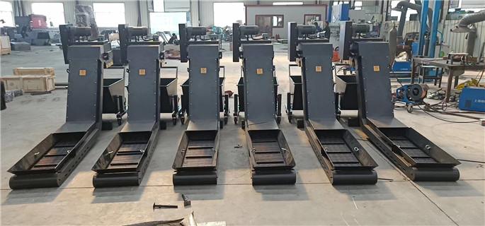 马鞍山链板式排屑机生产厂家